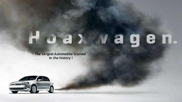 Volkswagen Emission Dieselgate