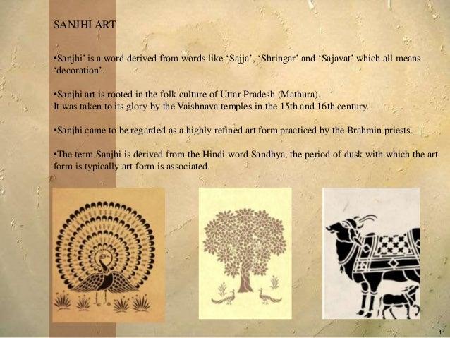 Form Art Term : Rajasthan folk arts