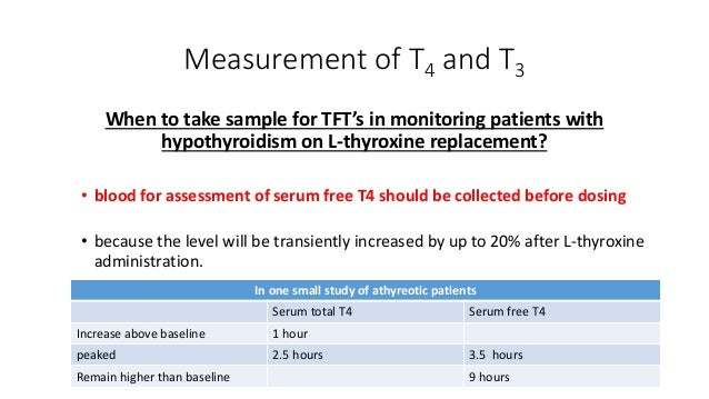 2012 Clinical Practice guidelines for hypothyroidism in