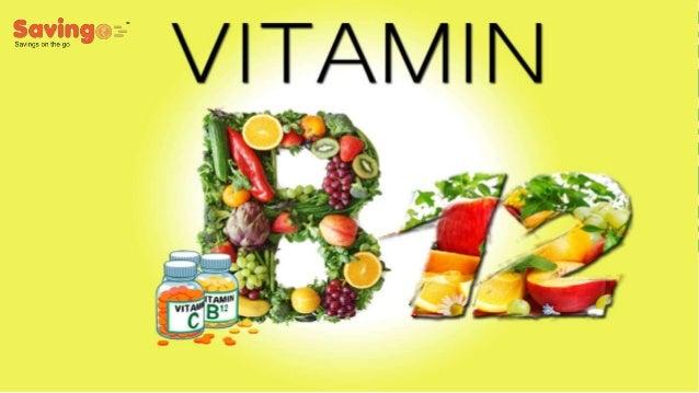 Vitamin- B12 Rich Foods !