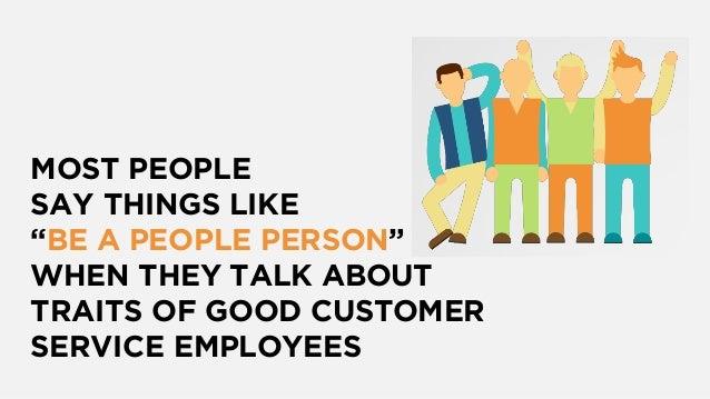 customer service traits every employee needs