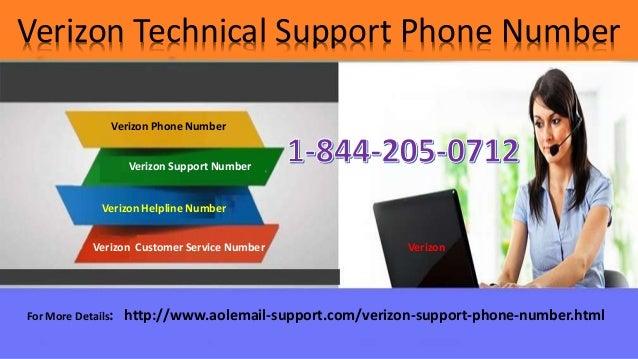 verizon communications customer service