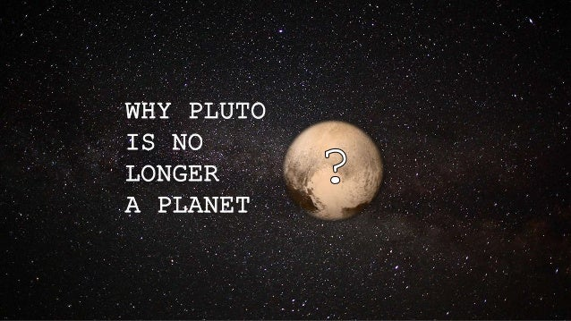 pluto demoted no longer a planet in highly controversial - 638×359