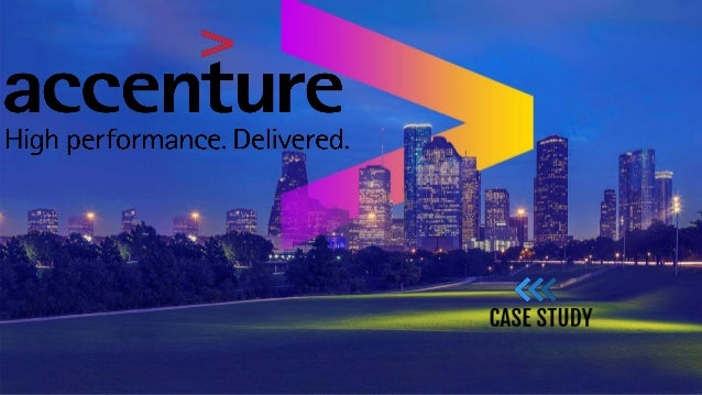 Who are we? Accenture is one of the world's leading management consulting, technology services and outsourcing organizatio...
