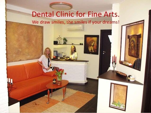 Diamond Smile - Dental Clinic Sofia, Bulgaria Slide 2