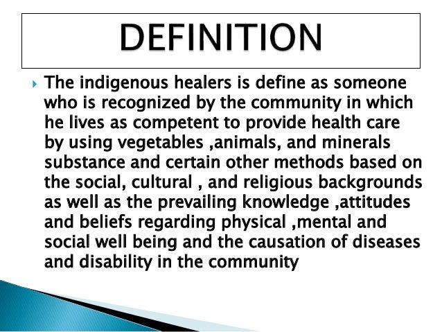 indigenous healers in nepal