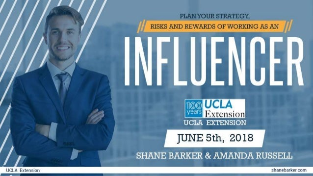 Risk and  Rewards of Working As an Influencer