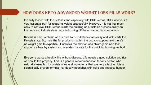 Keto Advanced weight loss Pills Slide 2