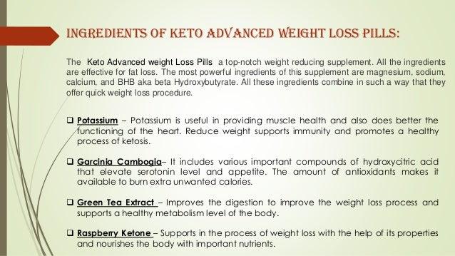 Keto Advanced weight loss Pills Slide 3