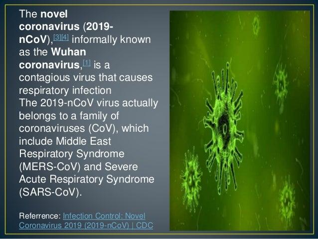 Presentation1.corona virus Slide 2