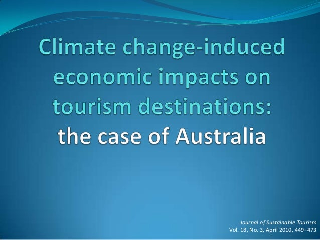 Journal of Sustainable Tourism Vol. 18, No. 3, April 2010, 449–473