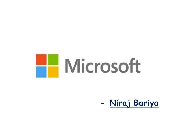 - Niraj Bariya