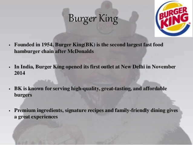 marketing mix of burger king Feb 6, 2017 burger kings marketing mix or 4ps product, place, promotion amp price is discussed in this case study and analysis on the companys strategies and tactics.