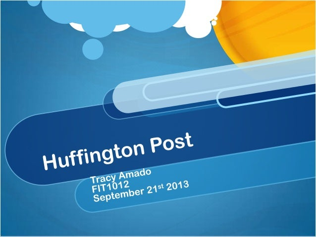 What is Huffington Post