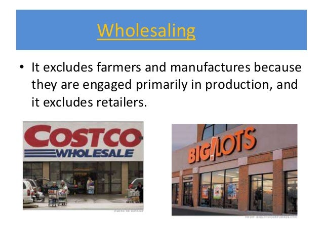 managing retailing wholesaling and logistics marketing essay Managing retailing, wholesaling and logistics  managing retailing and wholesaling marketing management retailing types of retailers the new retail environment.