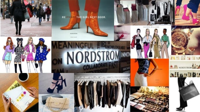 About Us… American Upscale U.S Fashion retailer founded by John Nordstrom in 1901