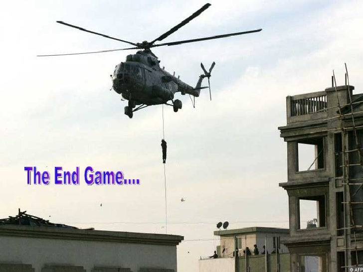 The End Game....