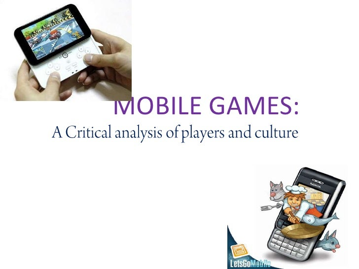 MOBILE GAMES: