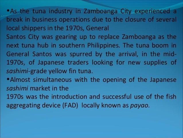 Tuna industry for Sashimi grade fish near me