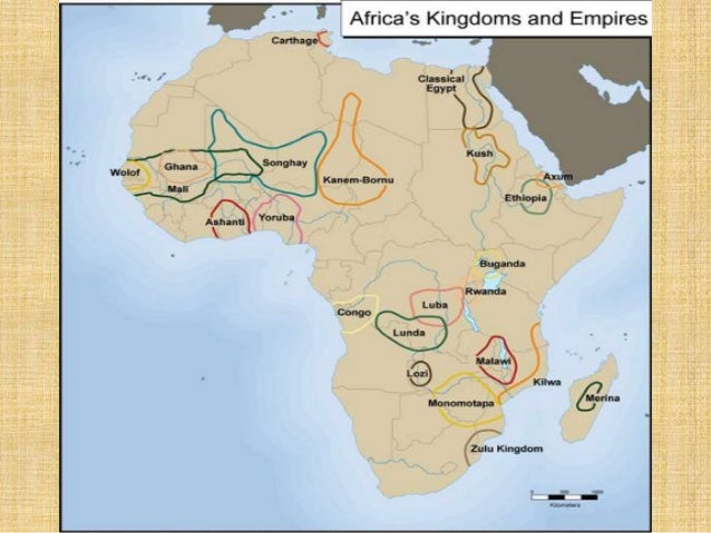Ancient African Cultures  People Approximate Time  of Origin  Location Way of Life  Nok 500 BC Present-day central  Nigeri...