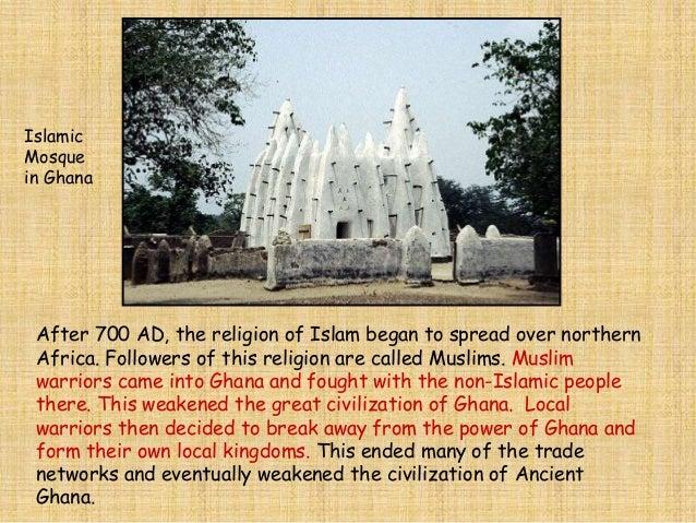 KINGDOM OF MALI  • Mandike Peoples  – Ghana was established by Mandika  – After fall of Ghana, Mandika established many sm...
