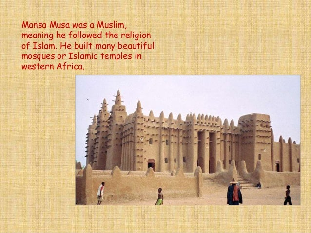 Africa produced many great civilizations.  During the time of the Middle Ages of  Europe, the African kingdoms of Mali,  G...