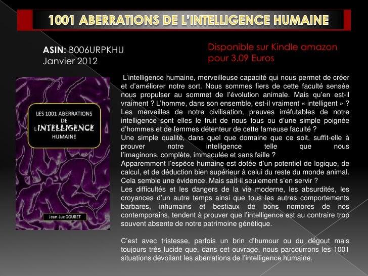 ASIN: B006URPKHU                          Disponible sur Kindle amazonJanvier 2012                              pour 3.09 ...