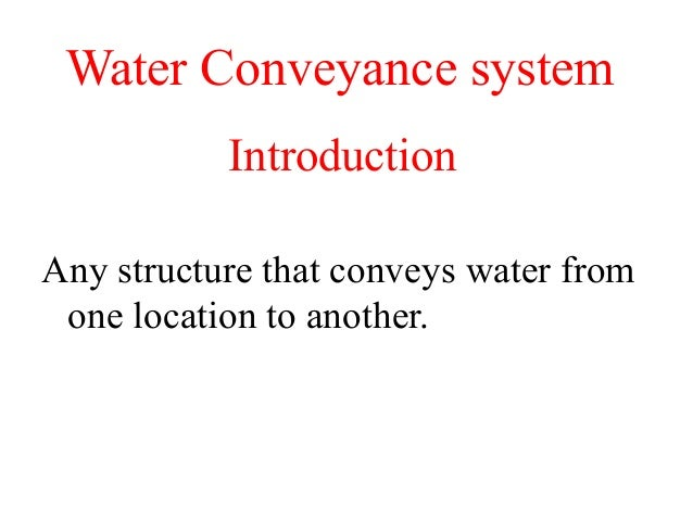 Introduction to conveyancing