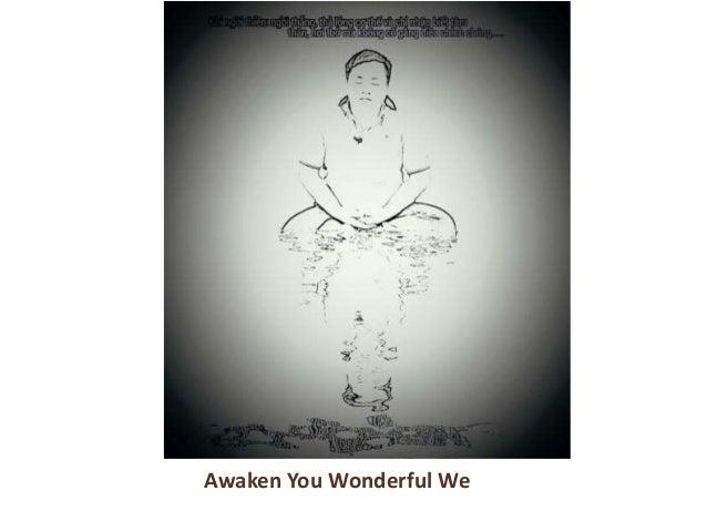 Awakenyouwonderfulwe.com