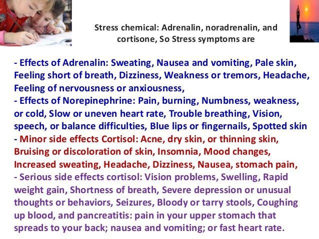 IF MIND IS UNDER STRESS: - Cardiologists may die because of high blood pressure or stroke. - Psychiatrists may be the vict...