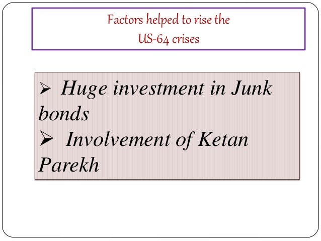 IMPACT OF UTI SCAM ON INVESTORS  LOSS OF WEALTH  LOSS OF CONFIDENCE  RESULTS IN DECLINE OF RETAIL PARTICIPATION