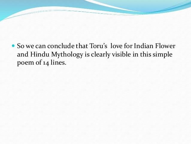 The Lotus Toru Dutt