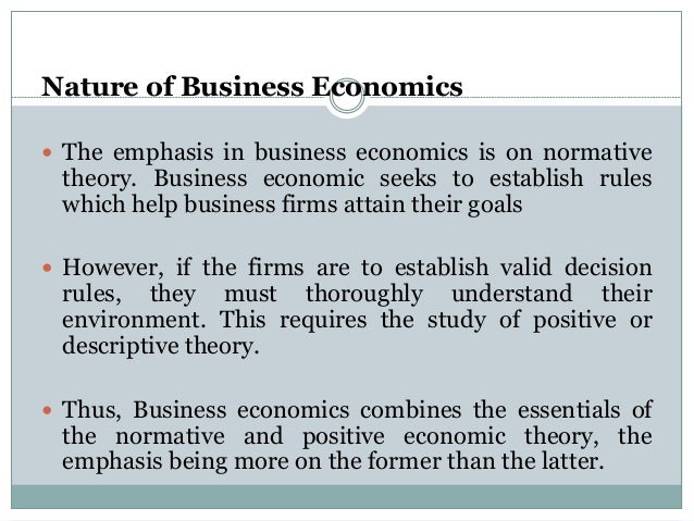 definition nature and scope of managerial economics The focus is on the individual and the nature of transactions nature, scope and methods of managerial economics : 121 definition so what is managerial.