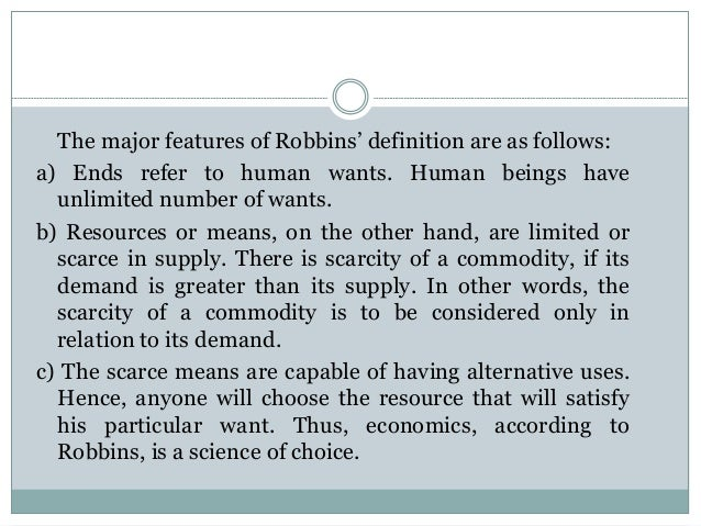 lionel robbins essay nature significance economic science An essay on the nature and significance of economic science - ebook written by lionel robbins read this book using google play books app on.