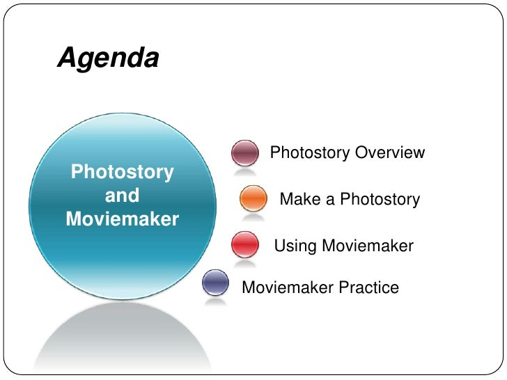 Photostory and Moviemaker<br />Photostory Overview<br />Make a Photostory<br />Using Moviemaker<br />Moviemaker Practice<b...