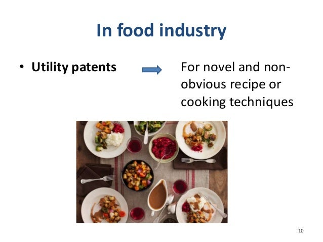 Patent in food industry 10 in food industry utility patents forumfinder Choice Image
