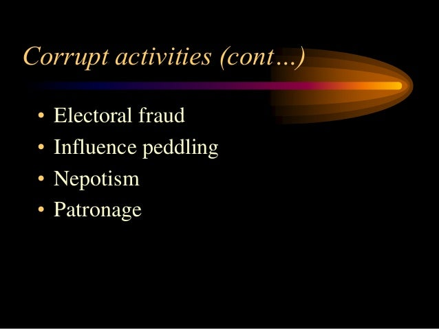 """corruption of society 1 Here are 5 ways by which you can reduce corruption and also, 5 places where it  exists  13 (1) d (ii) of poc act, """"a public servant is said to commit the  that a  common and an uneducated suffer out of the corrupt society."""