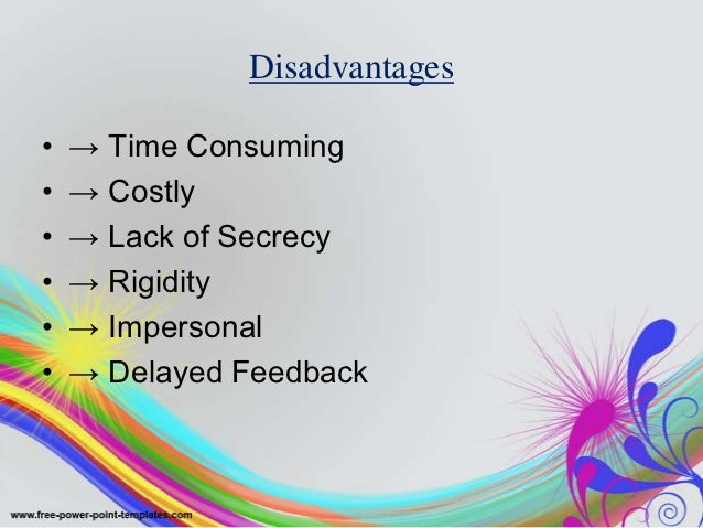 disadvantages of impersonal relationship Home list of pros and cons 9 pros and cons of ethnography that can be done even with an impersonal relationship and disadvantages of technology in.