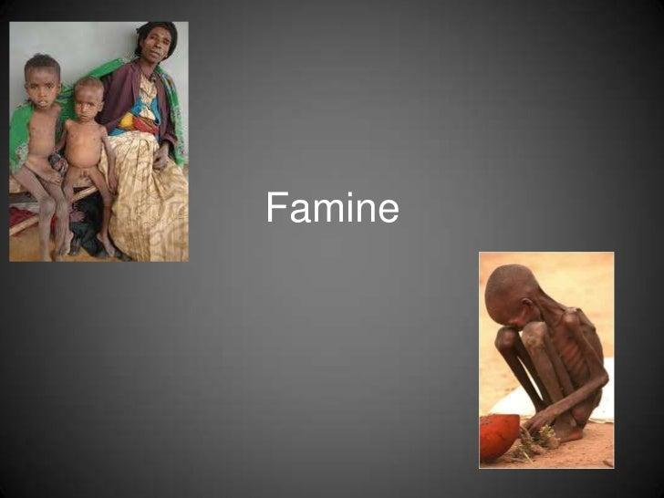 Famine<br />