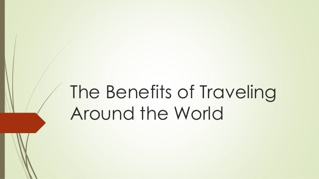 essays about traveling around the world Getting paid to travel the world isn the names of their successful travel blogs into travel around the world and a to print your essays and.