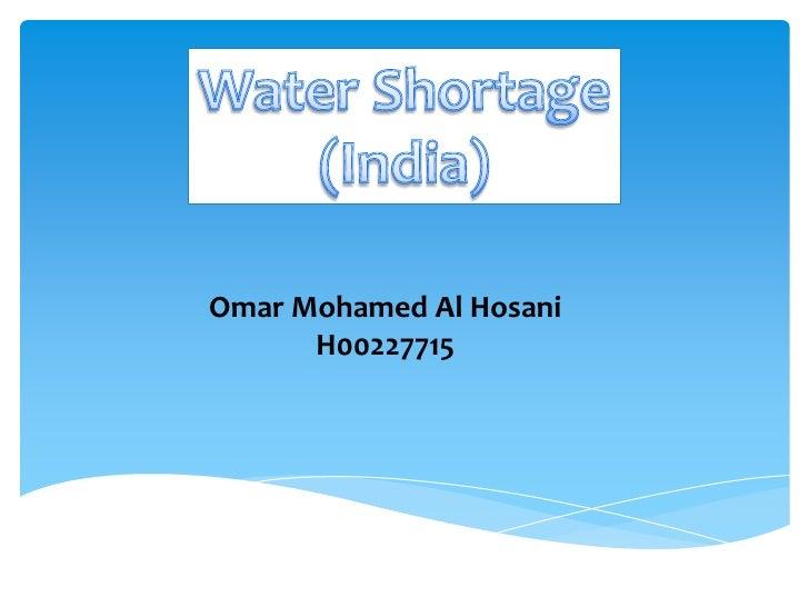 Omar Mohamed Al Hosani      H00227715