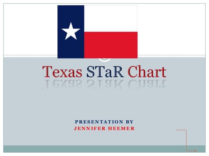 Texas STaRChart<br />Presentation by<br />Jennifer Heemer<br />