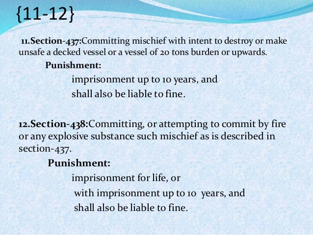 The penal code 1860, Presentation