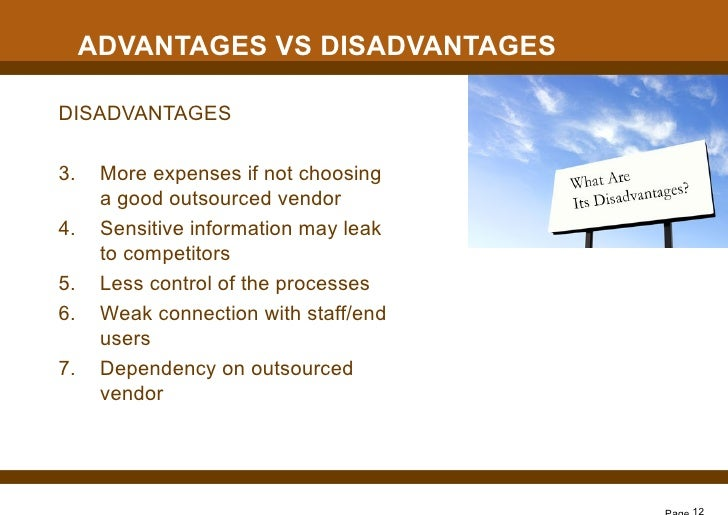 disadvantages of hr