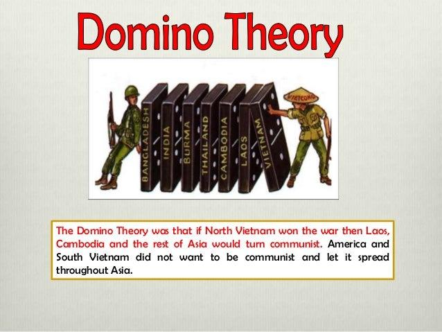 Vietnam war domino theory essay