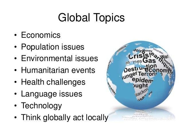 Global Education Presentation