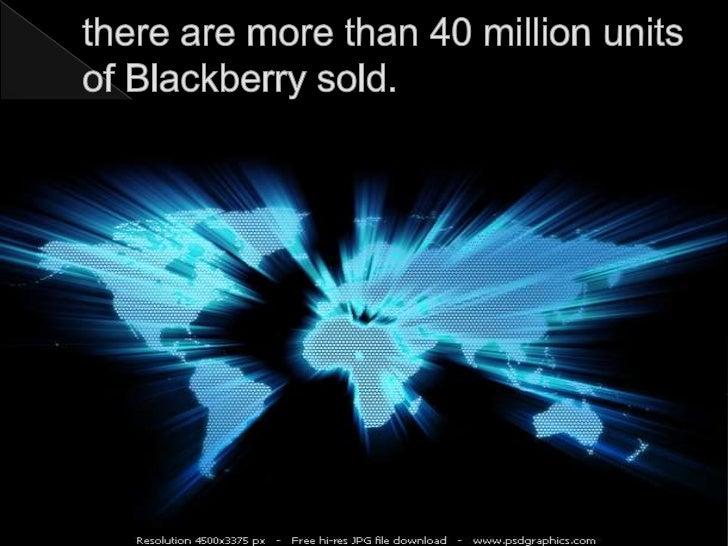 Blackberry presentation blackberry gumiabroncs Images