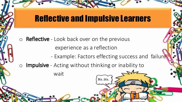 impulsive learning style