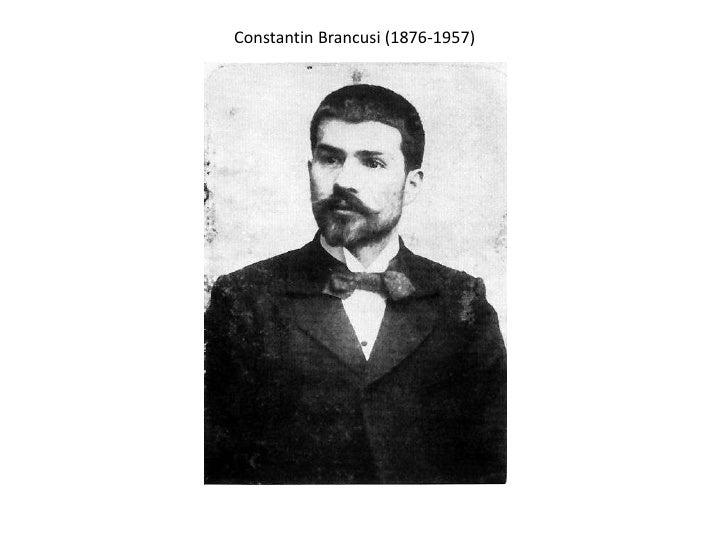 Constantin Brancusi (1876-1957)<br />