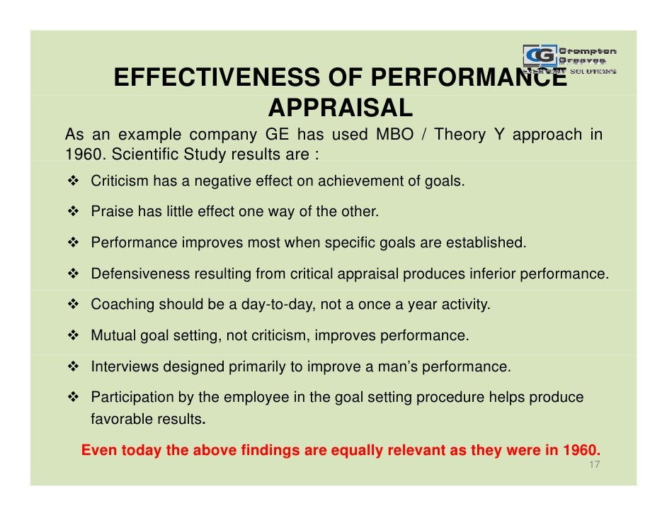 writing a negative performance review